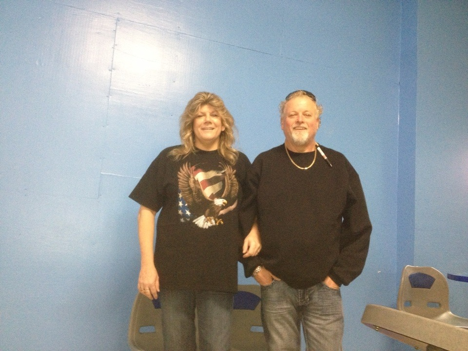 Rhonda and Larry Stewart